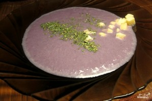 Суп из краснокочанной капусты - фото шаг 5
