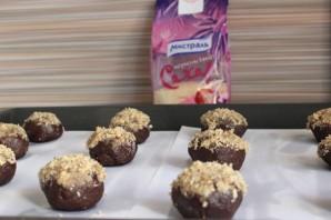 Орехово-шоколадное печенье - фото шаг 7