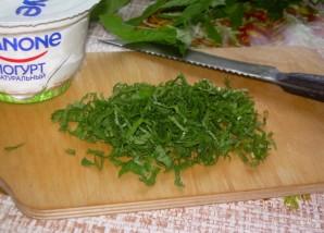 Соус из йогурта - фото шаг 1