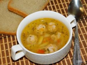Суп с фрикадельками и чечевицей - фото шаг 6