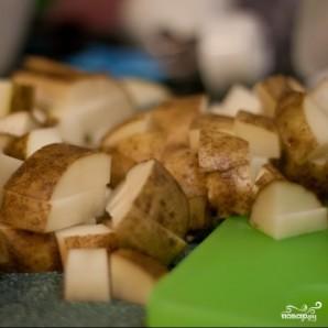 Чешский чесночный суп - фото шаг 1