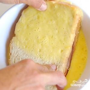"""Сэндвич """"Монте-Кристо"""" - фото шаг 3"""