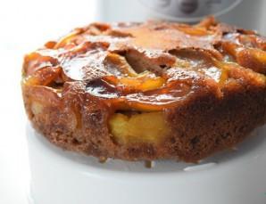 Яблочный кекс в мультиварке - фото шаг 4