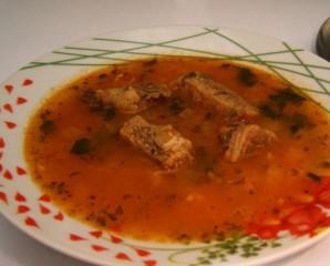 Простой суп с говядиной - фото шаг 9