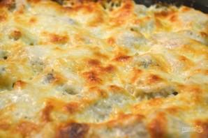Куриное филе под сырной коркой - фото шаг 6