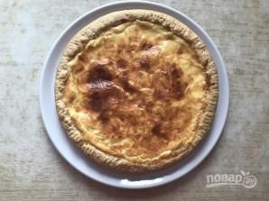 Песочный пирог с сыром - фото шаг 9