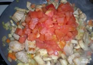 Суп со свининой и грибами - фото шаг 3