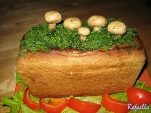 Салат в хлебе - фото шаг 6