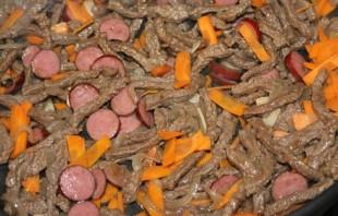 Мексиканский фасолевый суп - фото шаг 3