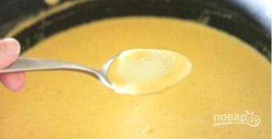 Сырно-чесночный соус - фото шаг 5