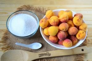 Варенье из абрикосов без косточек - фото шаг 1