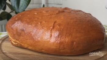 Очень вкусный домашний хлеб на кислом молоке - фото шаг 9