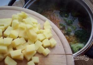 Грибной суп из грибов - фото шаг 6
