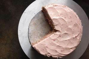 Клубничный крем для торта - фото шаг 10