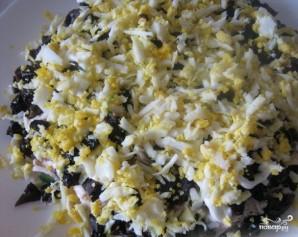 Куриный салат с черносливом - фото шаг 6
