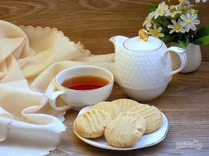 Миндальное арахисовое печенье - фото шаг 6