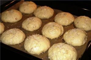 Простые кукурузные булочки - фото шаг 4