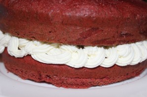 "Торт ""Красный бархат"" - фото шаг 6"
