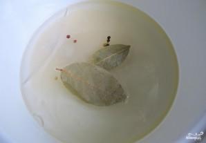 Маринованная капуста с болгарским перцем на зиму - фото шаг 3