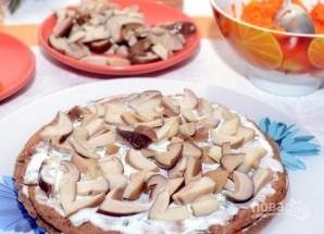 Печеночный торт ПП - фото шаг 11