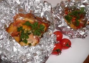 Филе курицы в духовке - фото шаг 6