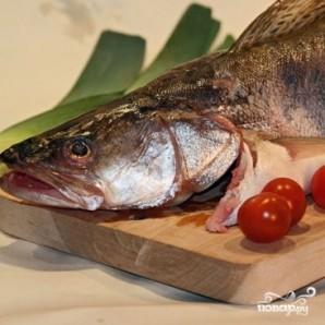 Заправочный рыбный суп - фото шаг 1