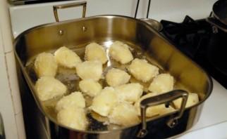 Картошка кусочками в духовке - фото шаг 3