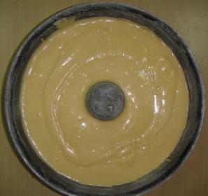 Апельсиновый бисквитный пирог - фото шаг 4