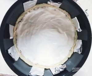 Пирог с клубникой в мультиварке - фото шаг 11
