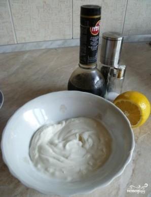 Нототения в духовке - фото шаг 3