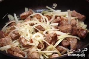 Свинина с кабачками - фото шаг 3