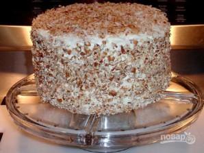 Кремовый торт - фото шаг 7