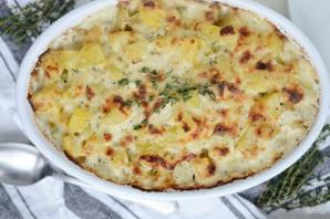 Картофель со сметаной и сыром - фото шаг 8