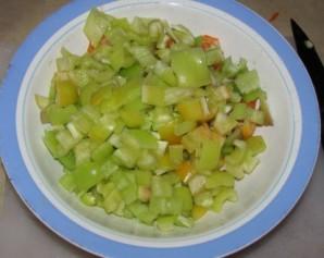 Овощное рагу в кастрюле - фото шаг 5