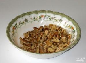 Пирог с орехами и сгущенкой - фото шаг 2