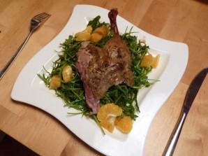 Салат к запеченной утке - фото шаг 3