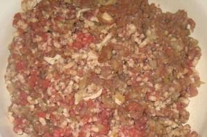 Вареники с капустой и мясом - фото шаг 2