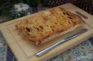 Слоеный пирог с вареньем - фото шаг 4