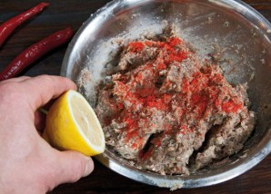Кебаб из говядины на мангале - фото шаг 2