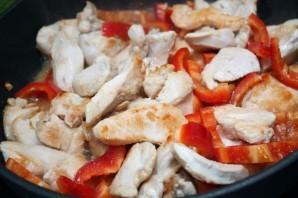 Курица в сливках - фото шаг 2