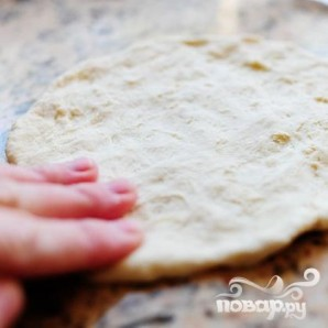 Хлеб индийский - фото шаг 4