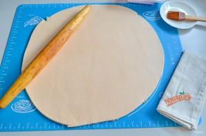 """Торт """"Биткойн"""" - фото шаг 17"""