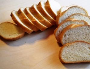 Бутерброды с баклажанами и помидором   - фото шаг 2