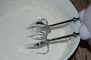 Творожное птичье молоко под куполом - фото шаг 3