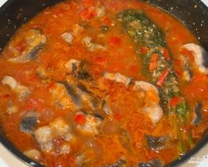 Суп с угрем - фото шаг 5