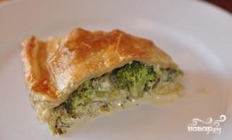Пирог с брокколи - фото шаг 10