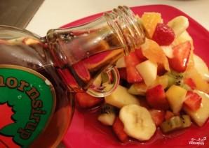 Сладкий салат из фруктов - фото шаг 4