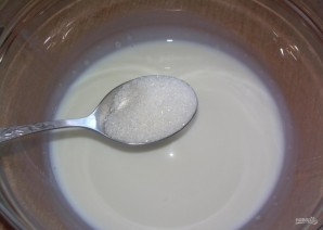 Тесто для французских круассанов - фото шаг 2