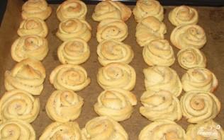 Творожное печенье с сахаром - фото шаг 6