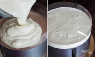 Торт шоколадно-муссовый - фото шаг 17